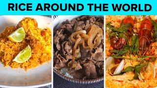 Rice In Mumbai, Tokyo, and Mexico City  Tasty