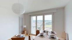 Appartements de 3.5 pcs à louer, Croix-Fédéral 27 B, La Chaux-de-Fonds