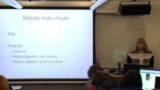 Sanskrit: A crash course - Diane Johnson, WWU
