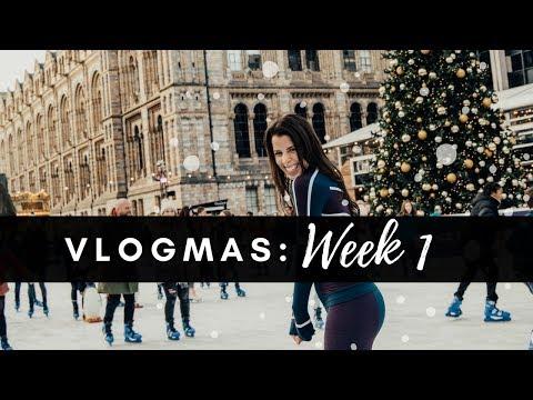 VLOGMAS WEEK 1: A CHRISTMAS SURPRISE & TWO EPIC FAILS!