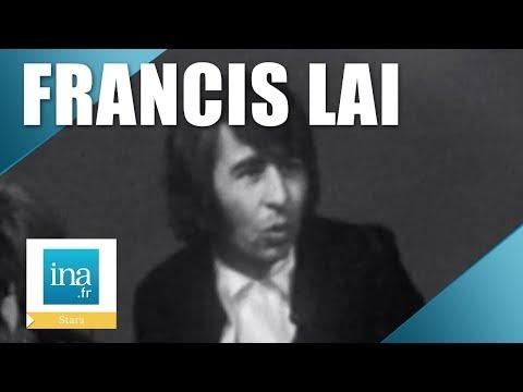 Francis Lai, compositeur de la musique