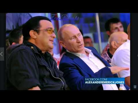 Alex Jones and Steven Seagal: Who would have a problem with US and Russia Relations