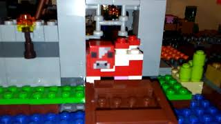 Ultimate lego minecraft world!