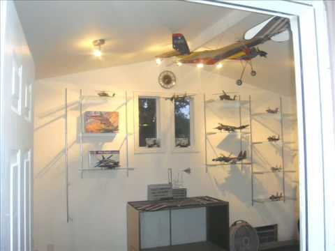 Plastic Model And Rc Hobby Room Youtube