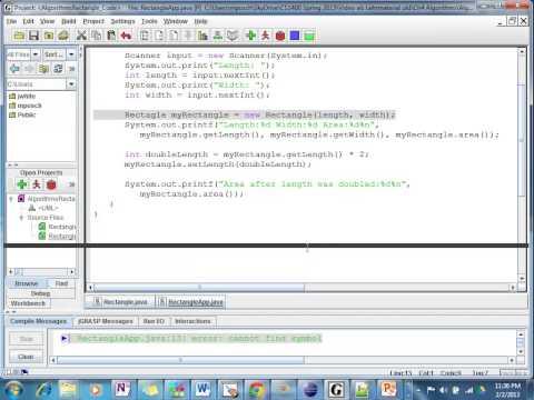 Java Basics - Algorithms