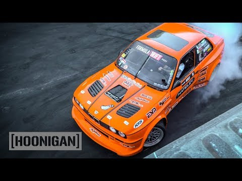 [HOONIGAN] DT 137: 625HP Supercharged BMW E30