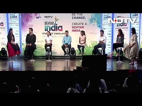 Inspiring Youth Icons At The Behtar India Students' Conclave