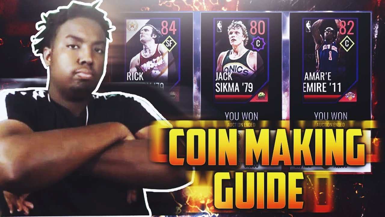 Nba Live Mobile 18 End Of The Season Coin Making Guide
