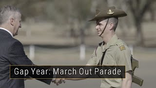 Gap Year - March Out Parade