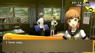 [HD] [PS Vita] Persona 4 Golden - Chie Satonaka Social Link [Chariot]