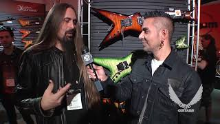 NAMM 2018 Dean Guitars-Interview with Ira Black