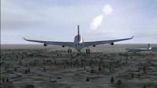 Air Disasters - Air France Flight 358