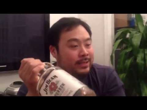 How to Make a Whiskey Shake with David Chang