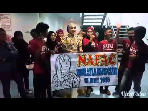 Novi Ayla Shoot ditemani NAFAC