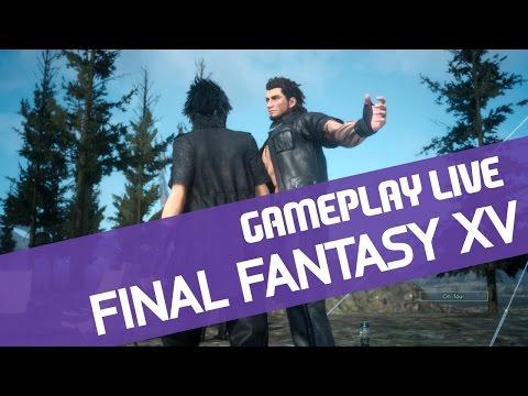 Final Fantasy XV (No Spoiler): le attività secondarie giocate su Twitch