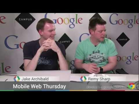 Chrome Mobile: WebRTC