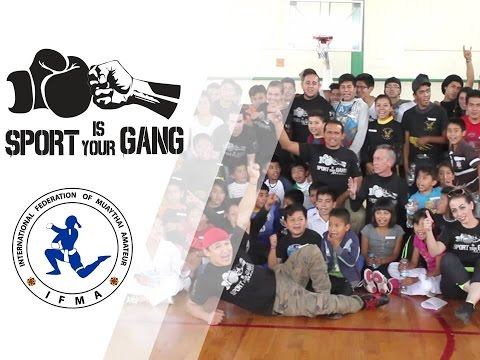 Sport Is Your Gang Mexico 1