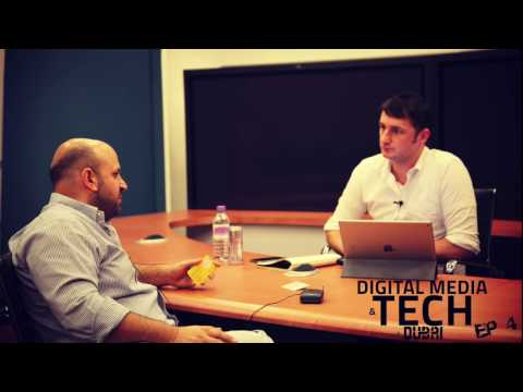Ep 5 - Digital Dubai's Command Center - Digital Media & Tech in Dubai