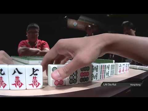 2015 World Series of Mahjong Grand Final