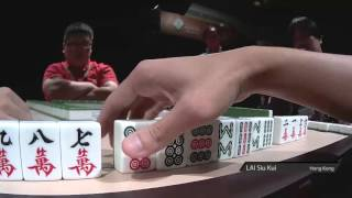 2015 World Series of Mahjong Grand Final