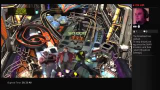 Zen Pinball 2 (PS4) - Guardians Of The Galaxy - 321 Million Run
