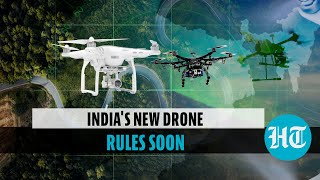 Want to buy a drone? India's new draft rules explained