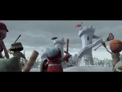 Trailer do filme Lebrinha de Neve