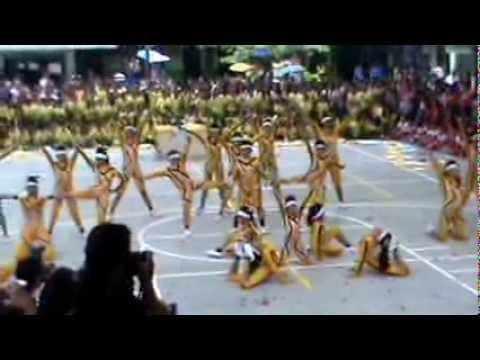 2013 SJC Elementary Cheerdance Grand Champions Team C Yellow Phoenix