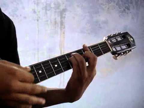 learn main jahaan rahoon guitar chords - YouTube
