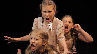 """""""Then We'll Fight"""" from Spirit Young Performers Company"""