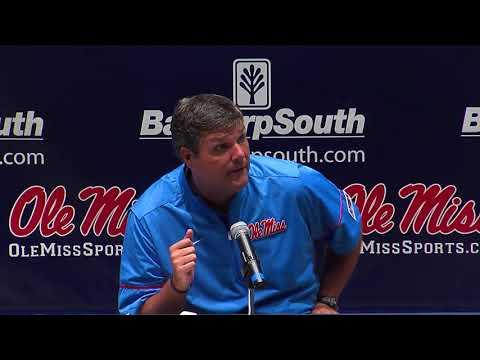 Head Coach Matt Luke Press Conference (South Alabama)