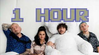 I can't get enough-benny blanco tainy selena gomez j balvin for one hour non stop continuously