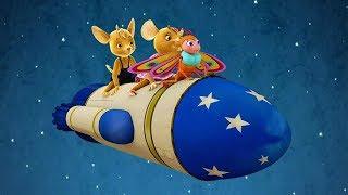 Мультики - ЙоНаЛу - Лети, ракета, лети! - Астрономия с Йоналу - Песенки для детей