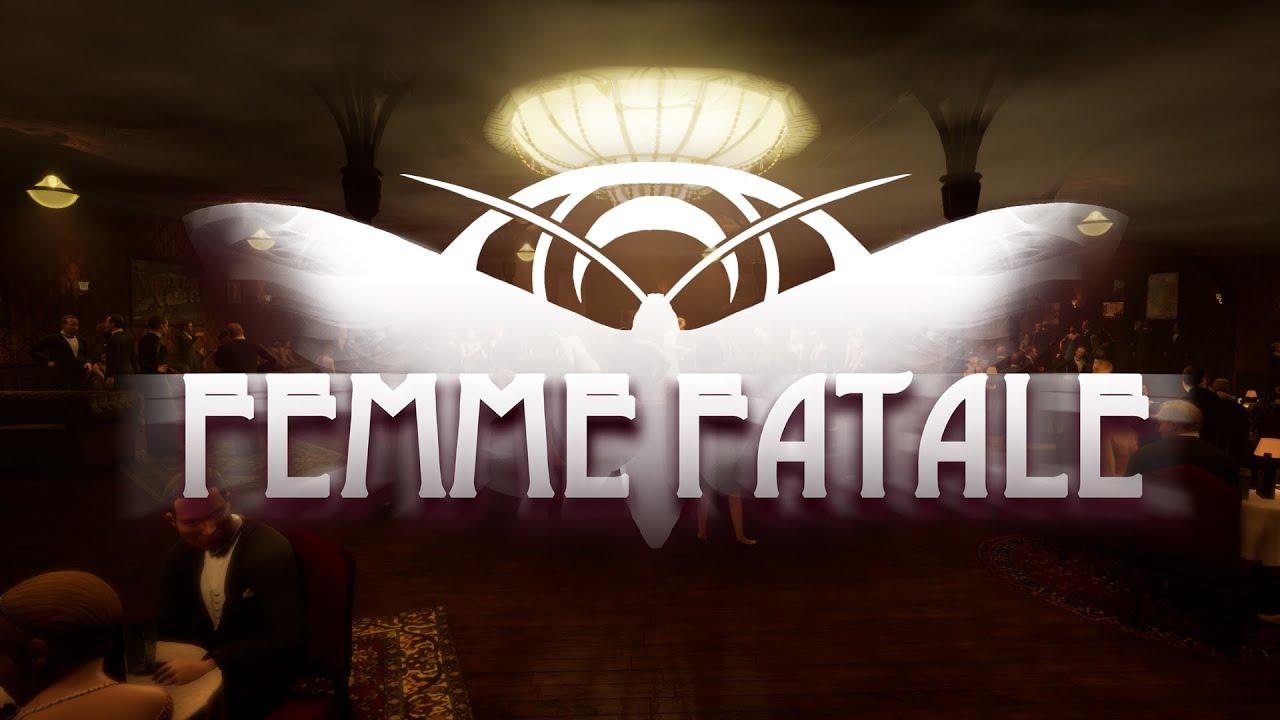Download Femme Fatale - Trailer
