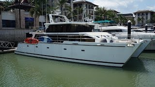 2007 Custom 63 Cruising Catamaran -