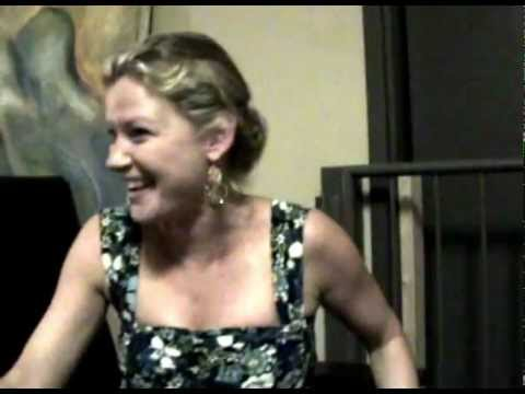 Interview with Actress Gretchen Mol - Part One