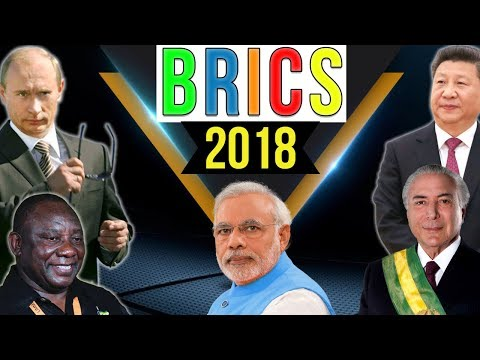 BRICS Summit 2018 - Johannesburg, South Africa - Complete analysis in Hindi - Current Affairs