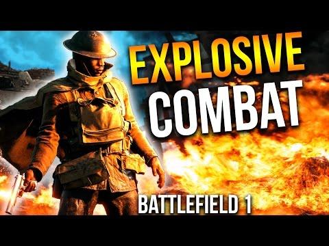 BATTLEFIELD 1 WORLD RECORD TRIP WIRE KILL? + EXPLOSIVE MULTIKILLS   BF1 Scout Gameplay