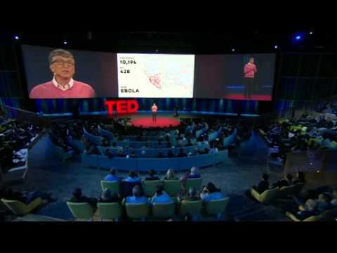 Bill Gates on Ted Talks 2015