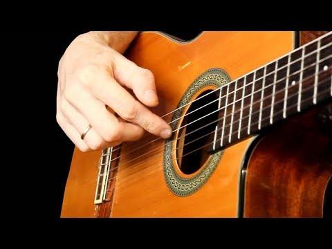 20 Переборов на Гитаре для Начинающих