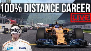 F1 2018 - 100% Distance Career Mode   Round 9: Red Bull Ring