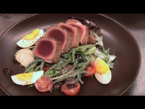 Healthy & Easy Tuna Recipe : Gourmet Recipes