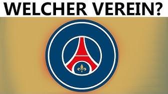 Erkennst du diese Fußball-Vereine an ihren Wappen?
