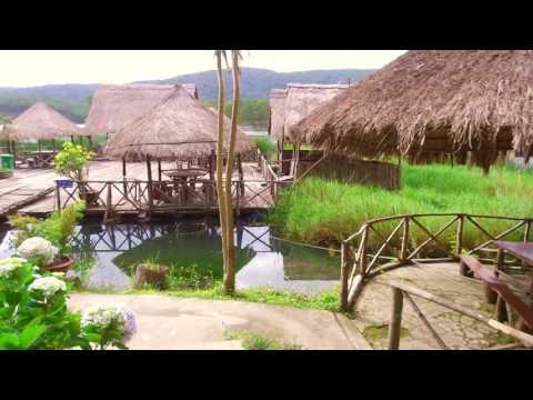Lake Tuyen Lam, Vietnam or Hồ Tuyền Lâm, Việt Nam