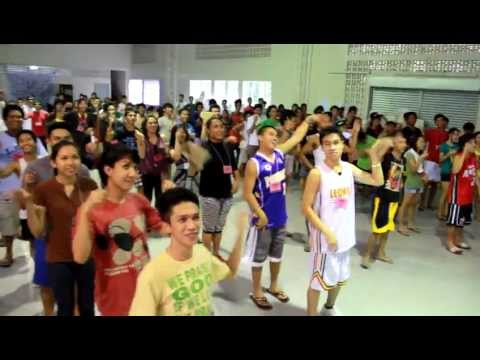 Los Baños Youth Camp 2012: Team-Building Group C