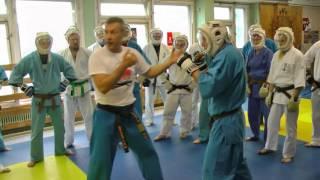 Анашкин Р. М.  тренировка № 2. Финты. УТС 2015