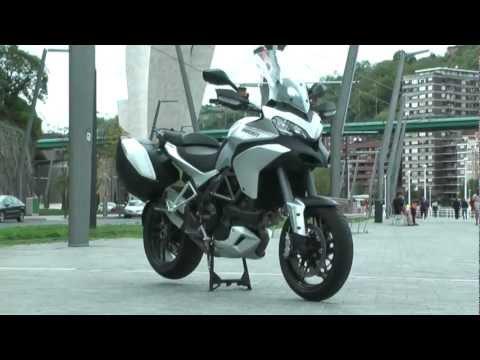 Ducati Multistrada 1200 S Touring - du velour ! Essai Moto Magazine