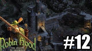 ODBIJAMY ZAMEK! TO ISTNA MASAKRA! - Let's Play Robin Hood Legenda Sherwood #12
