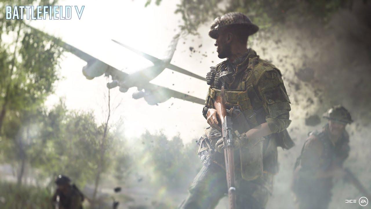 Battlefield V — официальный трейлер к выходу игры