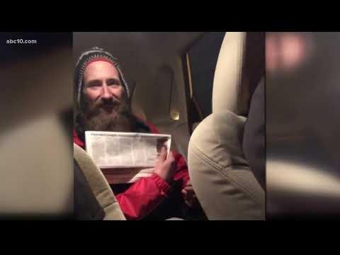GoFundMe for homeless man raises more than $240K